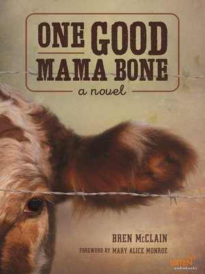 cover image of One Good Mama Bone